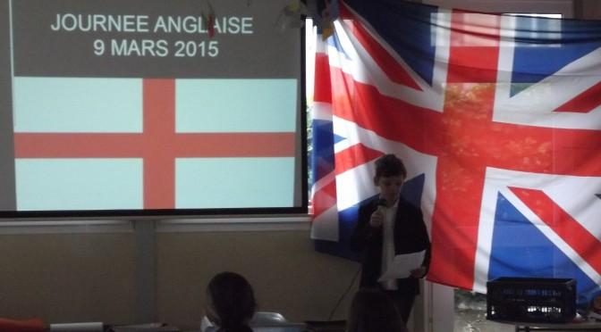 Journée anglaise