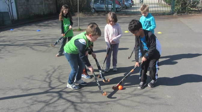 Le hockey en CP/CE1
