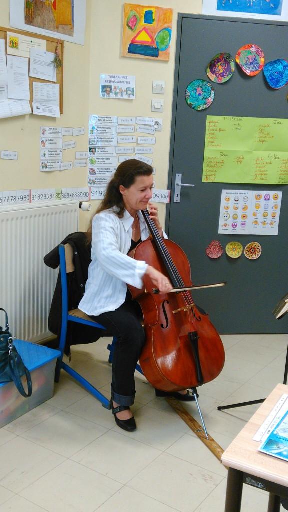 Instrument mélodieux