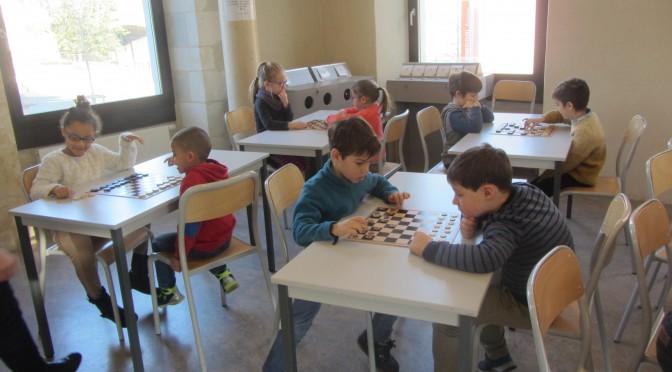 Atelier au Carré Plantagenêt : des jeux d'autrefois