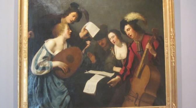 La musique au musée de Tessé CP/CE1