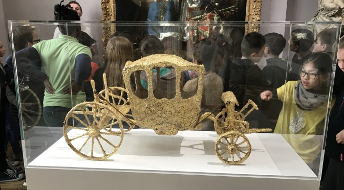 Visite guidée au musée de Tessé : Résonances