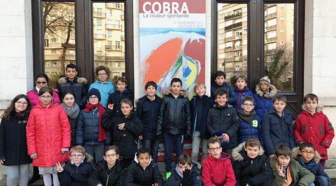 Visite guidée Cobra